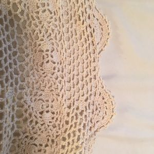 Other - Crotchet twin bed cover